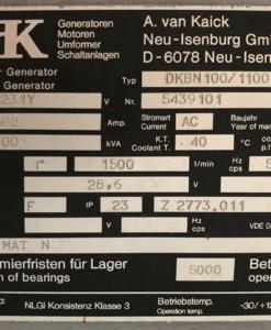 Type plaatje AVK DKBN100-1100-4ts